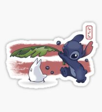 The Spirit of Ohana Sticker