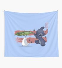 The Spirit of Ohana Wall Tapestry