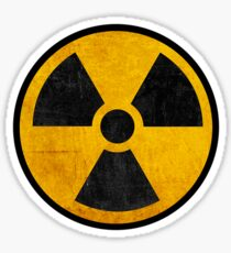 Nuclear Sticker