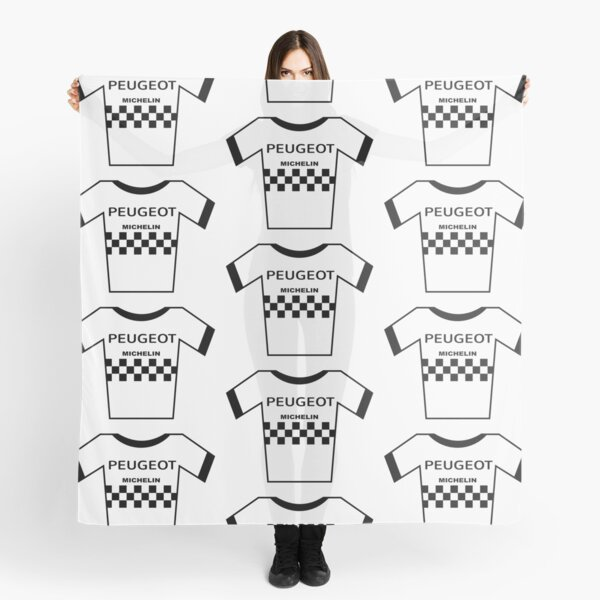 Retro Jerseys Collection - Peugeot Scarf