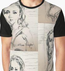Romulan Commander Graphic T-Shirt