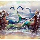 By the Sea,...By the Beautiful Sea by Robin Pushe'e