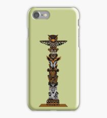 Pacific Totem  iPhone Case/Skin