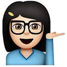 Tina Emoji von gracieallen95