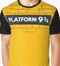 Platform 9 3/4 Graphic T-Shirt