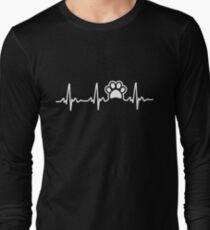 Paw Lifeline Long Sleeve T-Shirt