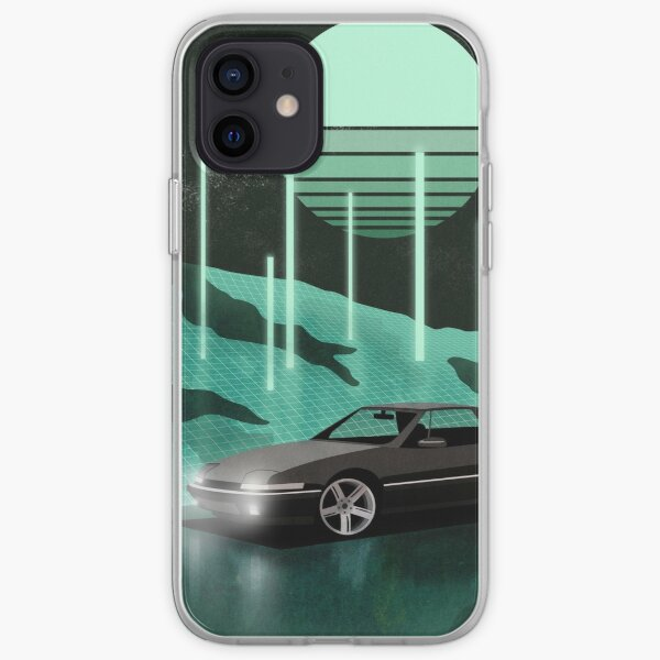88 Buick Reatta iPhone Soft Case