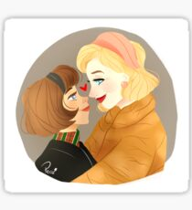 Carol and Therese Sticker