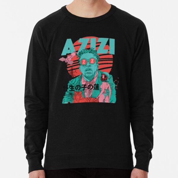 AZIZI GIBSON Creative Shirt Outfit Lightweight Sweatshirt