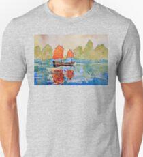chinese landscape Unisex T-Shirt