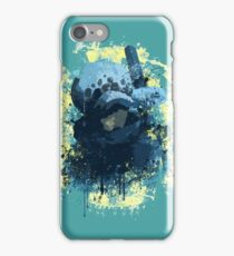 Law Splatter iPhone Case/Skin