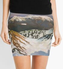 In the Mountains Mini Skirt