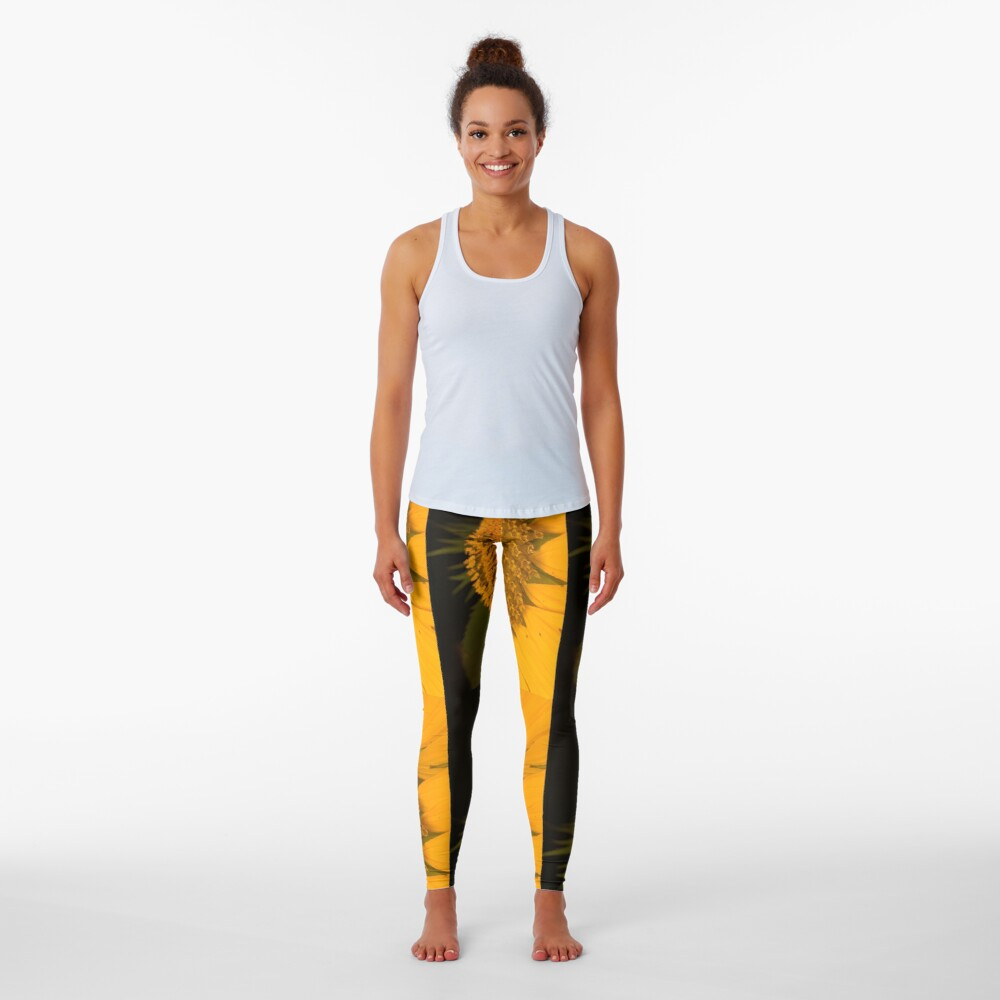 The  little tournasol By Yannis Lobaina Leggings