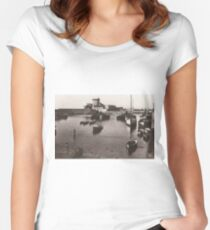 1935 Women's Fitted Scoop T-Shirt