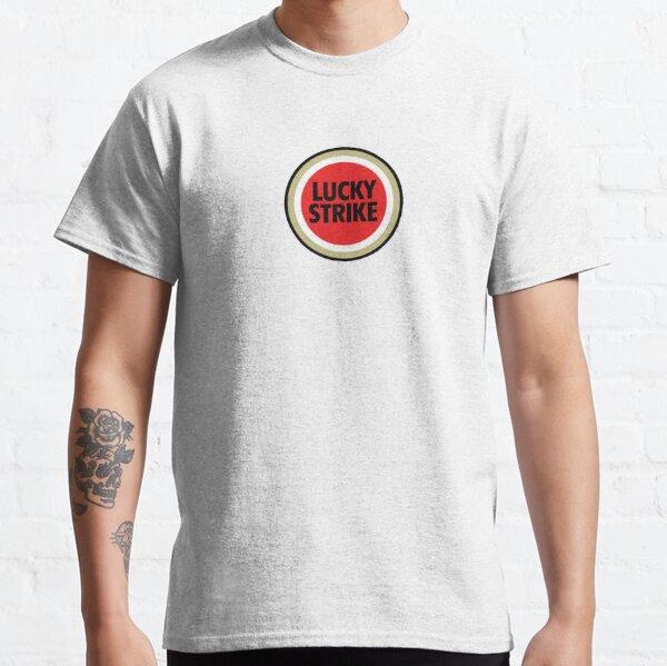 Logo Lucky Strike T-shirt classique