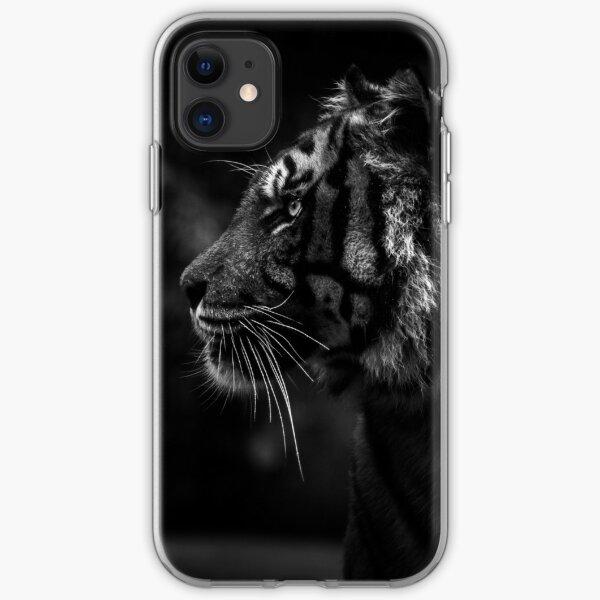 Sumatran Tiger iPhone Soft Case