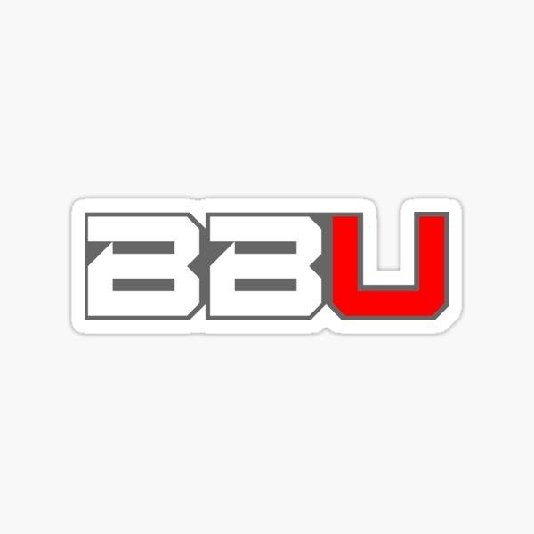 BBU Logo Sticker