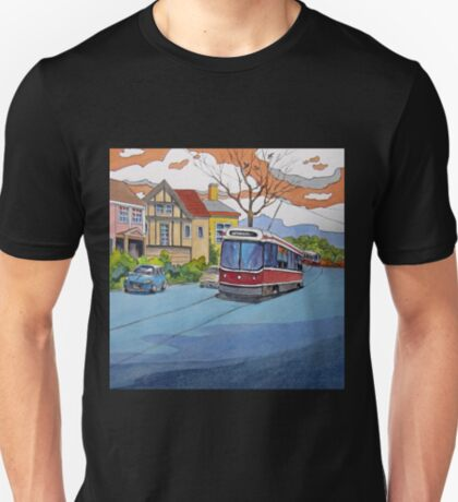 From the High Park Loop (Red Rocket Series) T-Shirt