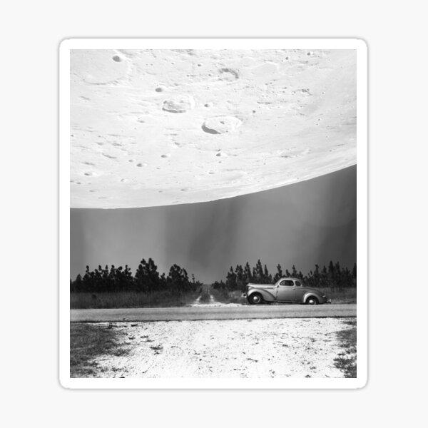 Moonlight Drive Sticker