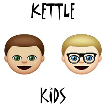 Kettle Kids Emojis by KettleKids