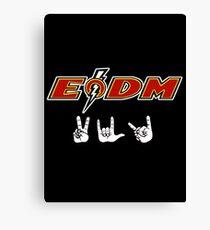 EODM - Peace Love Death Metal Canvas Print