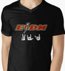EODM - Peace Love Death Metal Men's V-Neck T-Shirt