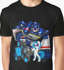 The Sonic Duo Graphic T-Shirt