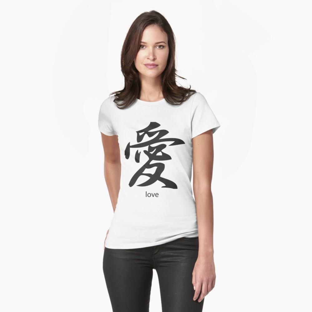 Love Womens T-Shirt Front