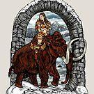 Rider Mammoth by ZugArt