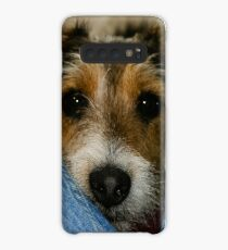 I'm Right Here! Case/Skin for Samsung Galaxy