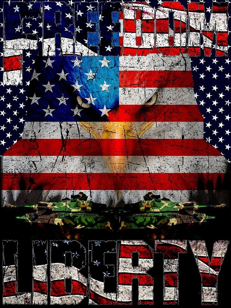 American Eagle Freedom by HiFli