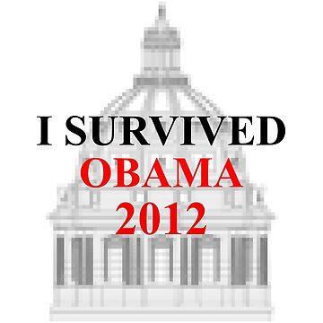 I SURVIVED OBAMA 2012 by AcaJ