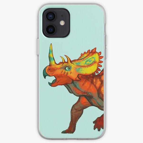 Regaliceratops peterhewsi iPhone Soft Case