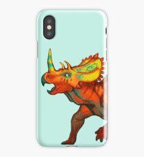 Regaliceratops peterhewsi iPhone Case