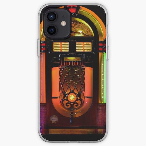Jukebox iPhone Soft Case