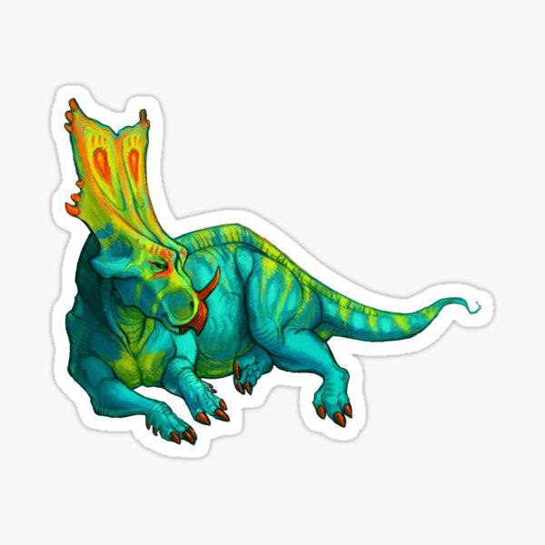 Chasmosaurus belli Sticker