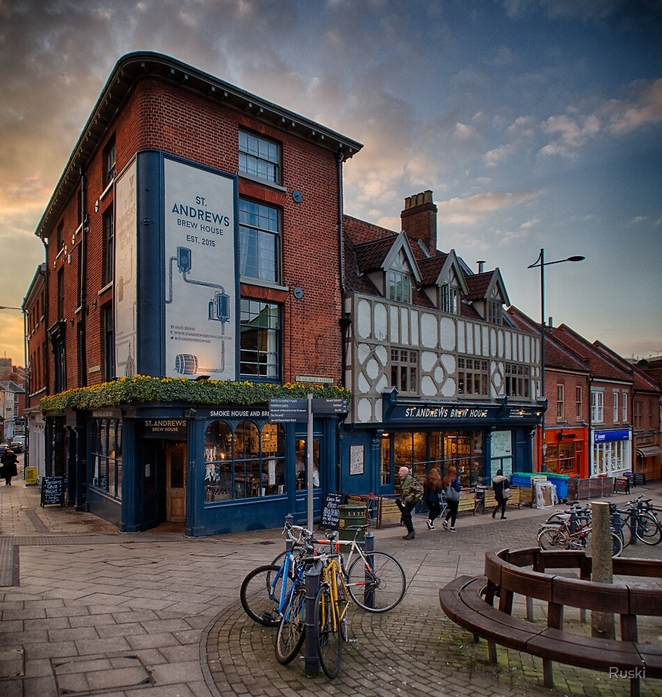 St Andrews Brew House, Norwich by Ruski