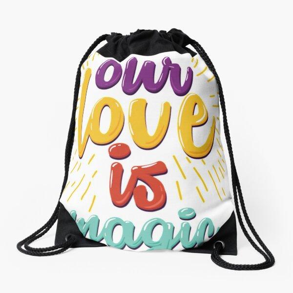 Valentine Drawstring Bag