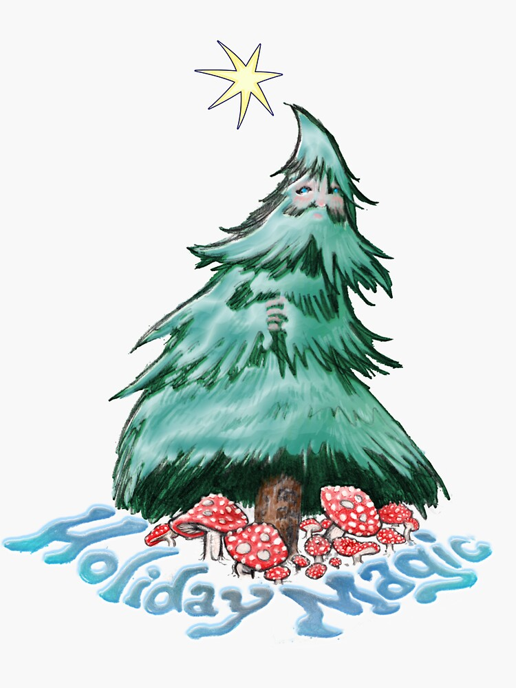 Holiday Magic by PLUGOarts