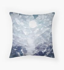 astral projection. Throw Pillow