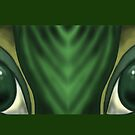 Mug Bug Eyes by mitchmargo