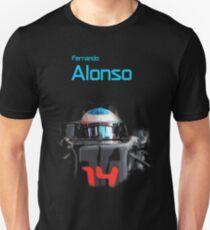 Fernando Alonso 2016 Unisex T-Shirt