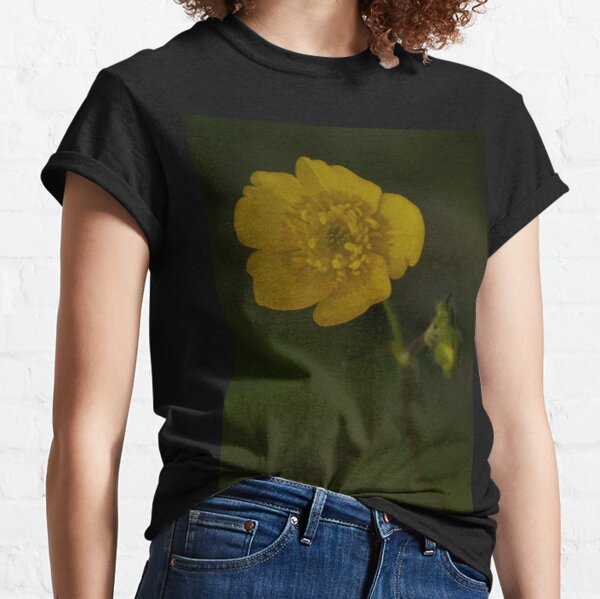 Meadow Buttercup - Burntollet Woods, County Derry Classic T-Shirt