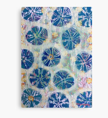 Sand Dollars 2 Canvas Print