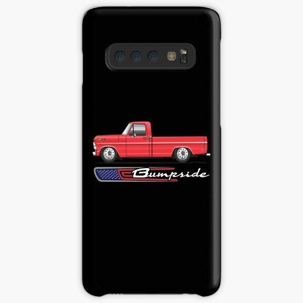 Bumpside Red Samsung Galaxy Snap Case