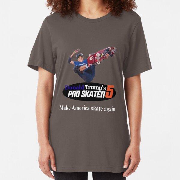 Make America Skate Again Funny Rollerblading Sweatshirt Hoodie