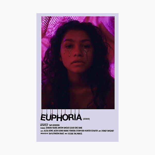 EUPHORIE (zendaya) Impression photo