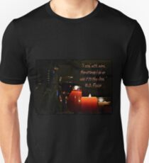 """""""I cook with Wine"""" W.C. Fields T-Shirt"""