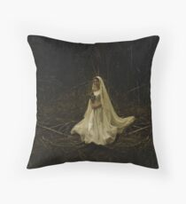 The Obsession  Throw Pillow