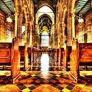 St Andrew's Cathedral  by Matthew Jones